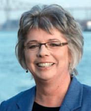 Karin Wiemer-Hinz Stadtpräsidentin Stadt Rendsburg