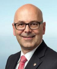 Torsten Albig Ministerpräsident des Landes Schleswig-Holstein