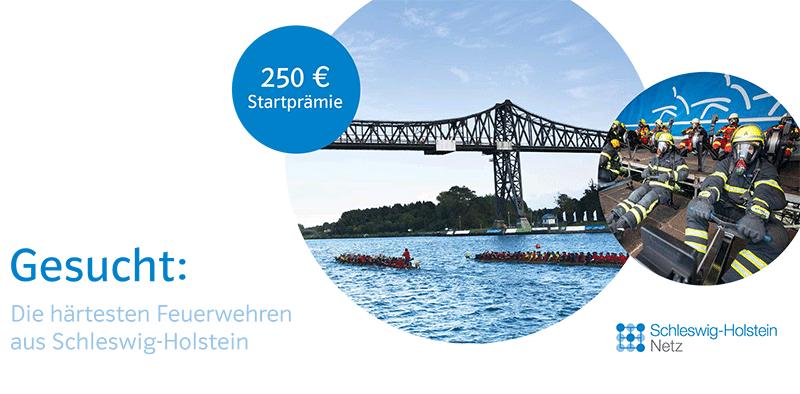 Feuerdrachen-Cup Gesucht: Die härtesten Feuerwehren in Schleswig-Holstein