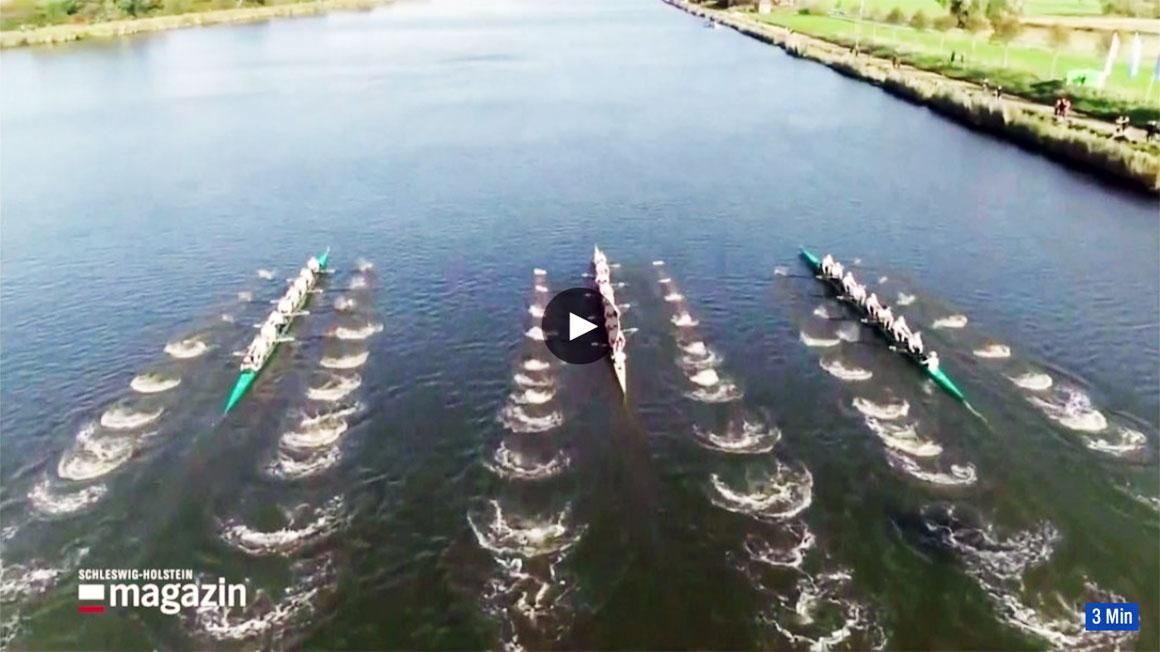 Kanal-Cup: Das härteste Ruderrennen der Welt