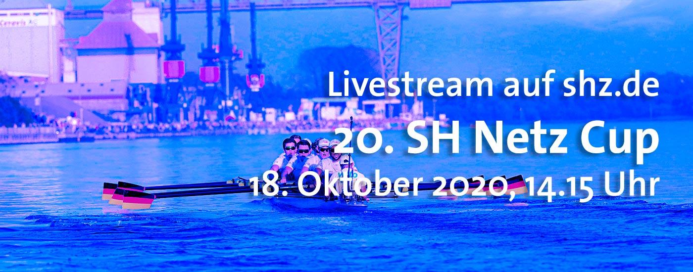 Livestream auf shz.de